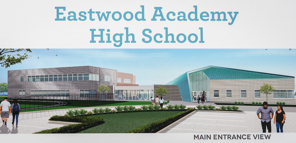 Eastwood Academy bond meeting, October 29, 2015.