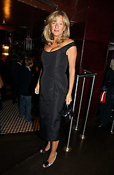PRINCESS CHANTAL OF HANOVER at The Christmas Cracker - an evening i aid of the Starlight Children's Charity held at Frankies, Knightsbridge on 13th December 2006.<br />