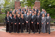 19260MBA Group Portrait Sping 2009