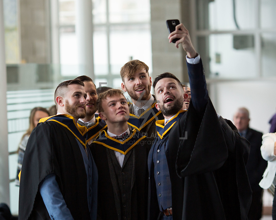 18.11.2016       <br /> Speaking at conferring ceremonies in Thurles, the President of Limerick Institute of Technology (LIT) has welcomed the publication of the Financial Review of the Institutes of Technology and called for the immediate implementation of actions to support the Technological Education sector. <br /> <br /> Attending the Conferring ceremonies at LIT Thurles campus were, . Picture: Alan Place
