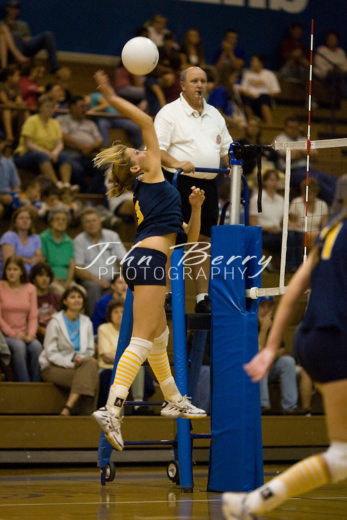 MCHS Varsity Volleyball.vs Rappahannock.9/25/2007..