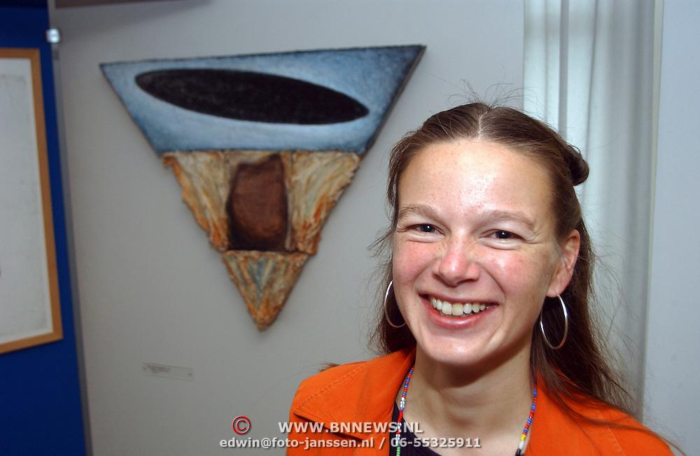 Nieuwe beheerster Huizer Museum, Nathalie Kriek
