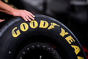 April 22-24, 2016: NHRA 4 Wide Nationals, Charlotte NC. Goodyear tire