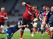 Nemani Nadolo during the Super Rugby match between The Blues and Crusaders at Eden Park in Auckland, New Zealand. Saturday 6 June 2015. Copyright Photo: Andrew Cornaga / www.Photosport.co.nz