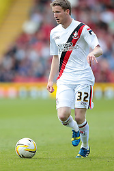 Bournemouth's Eunan O'Kane  - Photo mandatory by-line: Nigel Pitts-Drake/JMP - Tel: Mobile: 07966 386802 10/08/2013 - SPORT - FOOTBALL - Vicarage Road - Hertfordshire -  Watford v AFC Bournemouth - Sky Bet Championship