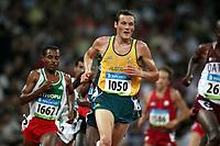 Friidrett Olympiske Leker / OL / 2008 20.08.2008 <br /> 5000 m : Craig Mottram  , AUS