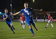 Salford City FC v Hartlepool United 041215
