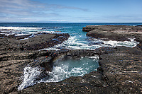 James Bay, Santiago Island, Galapagos
