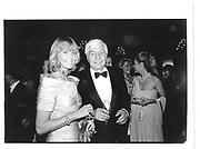 Mr and Mrs Gunther Saachs, ladbrook grove London 1992© Copyright Photograph by Dafydd Jones 66 Stockwell Park Rd. London SW9 0DA Tel 020 7733 0108 www.dafjones.com