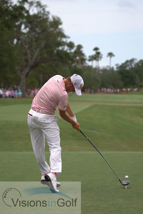 Justin Thomas<br /> High Speed Swing Sequence<br /> driver<br /> May 2018<br /> Pictures Credit: Mark Newcombe/visionsingolf.com