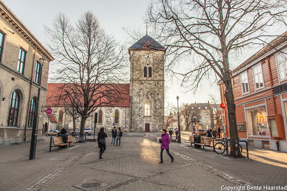 Vår Frue kirke, Trondheim.