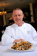 March 4, 2009; Mt. Dora, Florida:  ..Lakeside Inn.Chef John Carter . .© 2009 Scott A. Miller