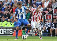 Wigan Athletic v Stoke City 010912