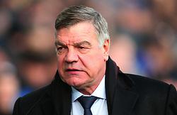 Everton manager Sam Allardyce - Mandatory by-line: Robbie Stephenson/JMP - 23/12/2017 - FOOTBALL - Goodison Park - Liverpool, England - Everton v Chelsea - Premier League