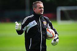 Bristol City's goalkeeping coach, Lee Kendrall - Photo mandatory by-line: Dougie Allward/JMP - Tel: Mobile: 07966 386802 27/06/2013 - SPORT - FOOTBALL - Bristol -  Bristol City - Pre Season Training - Npower League One