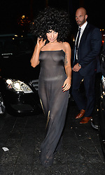 Lady Gaga leaving the L'Archiduc Jazz bar in Brussels, Belguim. 22/09/2014<br />BYLINE MUST READ : GOTCHAIMAGES.COM<br /><br />Copyright by © Gotcha Images Ltd. All rights reserved.<br />Usage of this image is conditional upon the acceptance <br />of Gotcha Images Ltd, terms and conditions available at<br />www.gotchaimages.com