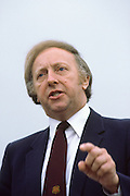 Arthur Scargill, President National Union of Mineworkers.