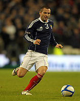 Football - Carling Nations Cup - Scotland v Northern Ireland<br /> Phil Bardsley of Scotland in action during the Scotland v Northern Ireland Carling Nations Cup at The Aviva Stadium