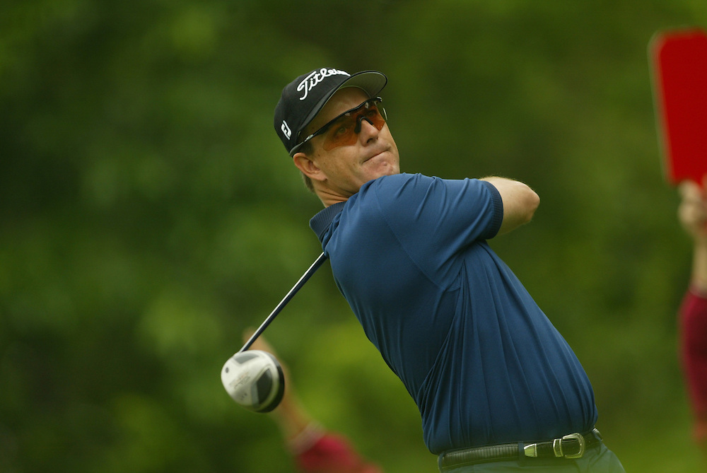 Stephen Leaney..2003 U.S. Open..First Round..Olympia Fields CC..Chicago, IL..Thursday June 12 2003..photograph by Darren Carroll