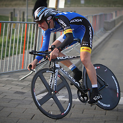 Olympia's Tour 2013 proloog Katwijk Wouter Haan