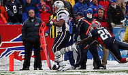 Corey Dillon runs in for a corner touchdown, New England Patriots @ Buffalo Bills, 11 Dec 05, 1pm, Ralph Wilson Stadium, Orchard Park, NY