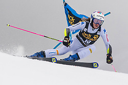 BASSINO Marta of Italy competes during  the 6th Ladies'  GiantSlalom at 55th Golden Fox - Maribor of Audi FIS Ski World Cup 2018/19, on February 1, 2019 in Pohorje, Maribor, Slovenia. Photo by Matic Ritonja / Sportida