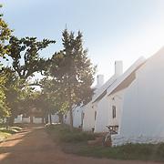 Guest Cottages, Babylonstoren