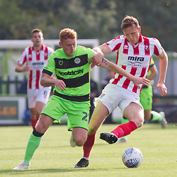 Forest Green Rovers v Cheltenham Town, League 2, 20 October 2018