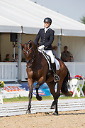 Sandra Kopf - Stand By Me 11<br /> FEI World Breeding Dressage Championships for Young Horses 2012<br /> © DigiShots