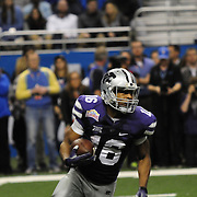 Jan 2, 2015: Kansas State Wildcats vs. UCLA Bruins, Alamodome, San Antonio Texas.