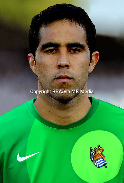 Claudio Bravo ( Real Sociedad )