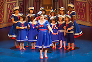 Dick Whittington <br /> by Eric Potts <br /> directed by Ian Talbot<br /> at New Wimbledon Theatre, Wimbledon, London, Great Britain <br /> rehearsal <br /> 8th December 2016 <br /> <br /> <br /> Arlene Phillips as Fairy Bowbells <br /> <br /> <br /> Photograph by Elliott Franks <br /> Image licensed to Elliott Franks Photography Services