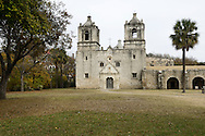 Mission Concepcion,National Historic Park, San Antonio, Texas, USA. near city of San Antonio,Texas,USA