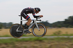 26.06.2015, Einhausen, GER, Deutsche Strassen Meisterschaften, im Bild Niklas Arndt (Team Giant-Alpecin) // during the German Road Championships at Einhausen, Germany on 2015/06/26. EXPA Pictures © 2015, PhotoCredit: EXPA/ Eibner-Pressefoto/ Bermel<br /> <br /> *****ATTENTION - OUT of GER*****