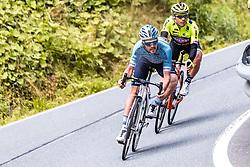 10.07.2019, Fuscher Törl, AUT, Ö-Tour, Österreich Radrundfahrt, 4. Etappe, von Radstadt nach Fuscher Törl (103,5 km), im Bild Alexis Guerin (Delko Marseille Provence, FRA) // during 4th stage from Radstadt to Fuscher Törl (103,5 km) of the 2019 Tour of Austria. Fuscher Törl, Austria on 2019/07/10. EXPA Pictures © 2019, PhotoCredit: EXPA/ JFK