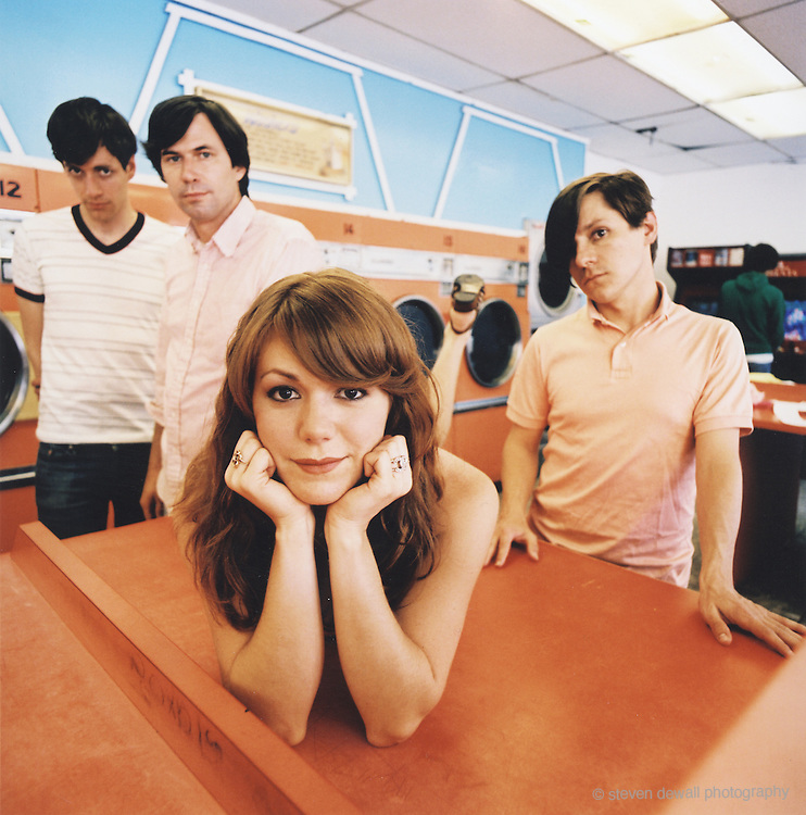 Rilo Kiley in Los Angeles, CA. 2006