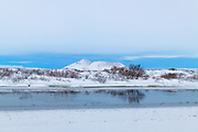 Myvatn in Northeast-Iceland