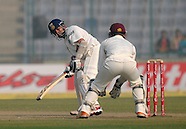 Cricket - India v West Indies 1st Test D4