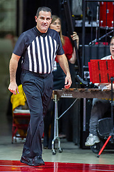 NORMAL, IL - November 06:  Mike O'Neill during a college basketball game between the ISU Redbirds and the Belmont Bruins on November 06 2019 at Redbird Arena in Normal, IL. (Photo by Alan Look)