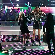 NLD/Hilversum/20160129 - Finale The Voice of Holland 2016, Maan wint de finale