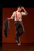Dancer Dylan Waddell.
