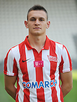 N/z Damian Dabrowski<br /> <br /> Cracovia Krakow