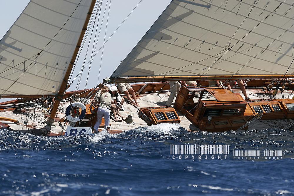 Véronique, 1907.Voiles d'Antibes 2007.