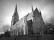St Eugeneís Cathedral, Francis Street, Derry City ñ 1851,