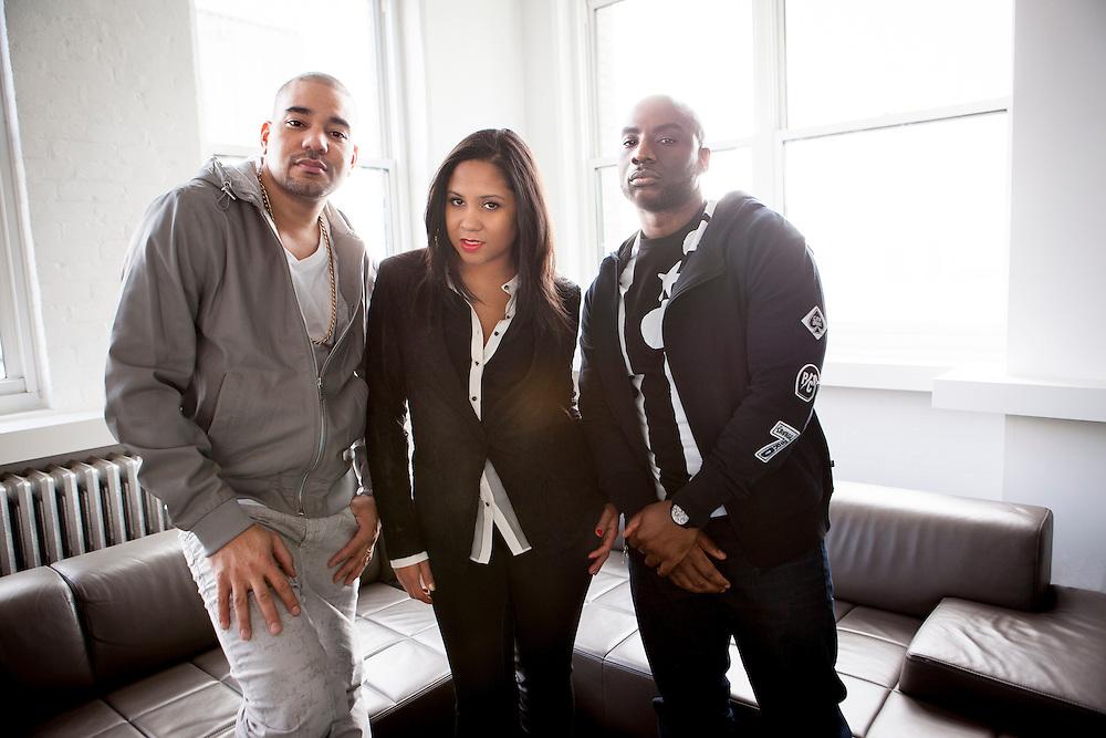 The Breakfast Club, Angela Yee, Charlamagne The God, DJ Envy
