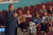 Bond community meeting at Davis High School, April 7, 2016.