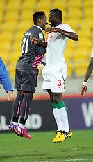 Wellington-Football, Under 20 World Cup, Senegal v Uzbekistan