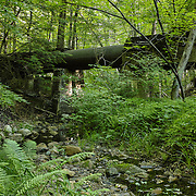 Penstock, Renfrew Mill, Dalton, MA