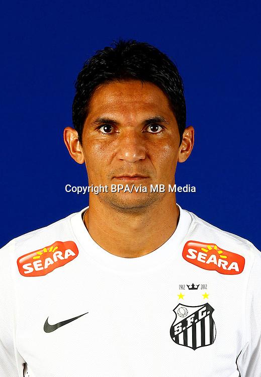 "Severino dos Ramos Durval da Silva "" DURVAL ""  ( Santos Futebol Clube )"