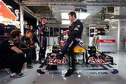 Motorsports / Formula 1: World Championship 2010, GP of Japan, 06 Mark Webber (AUS, Red Bull Racing),